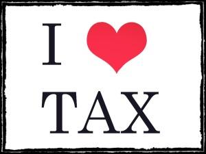 I Love Tax