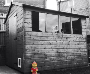 Tax Relief converting a shed